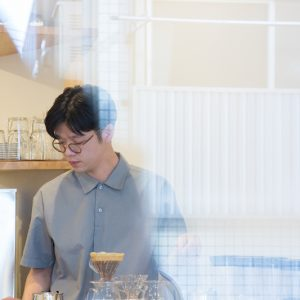 From YOUth #01|Daily Coffee Stand 小川優