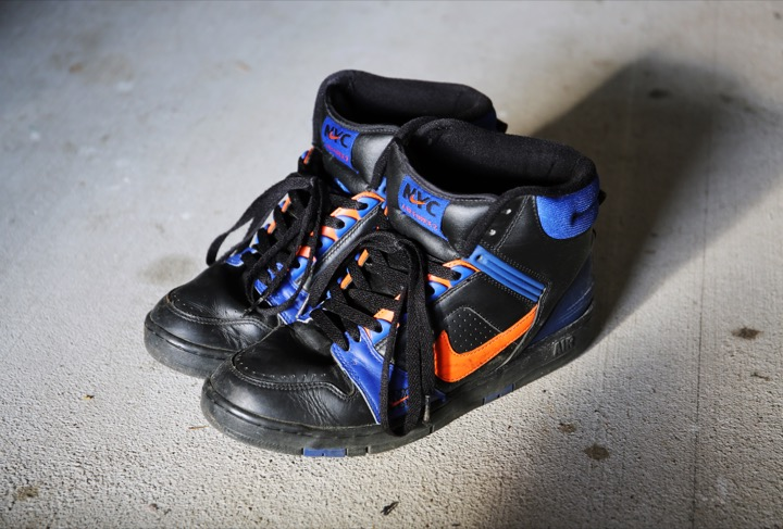 Nike Air Force II High NYC(NIKE)