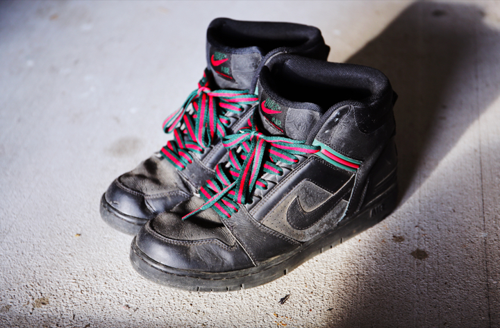 Nike Air Force II High Premium Gucci(NIKE)