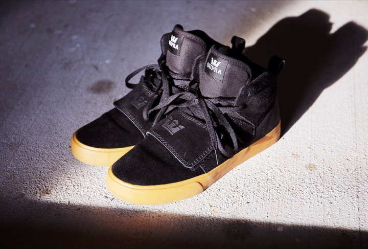 SUPRA ROCK BLACK-GUM(SUPRA)