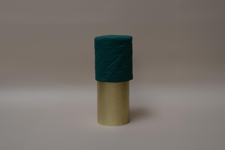 カバー for ACTP17 /キルティング(グリーン)