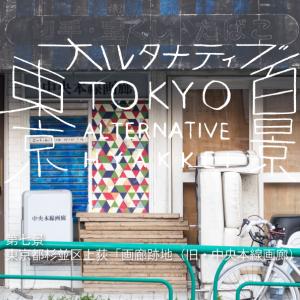 東京オルタナティブ百景|第七景 東京都杉並区上荻「画廊跡地(旧・中央本線画廊)」