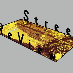 Street ReView #8 雨の四谷の曲がり角
