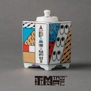 有田の老舗窯元・幸楽窯とまちづクリエイティブによる「転写民芸」プロジェクトが開始